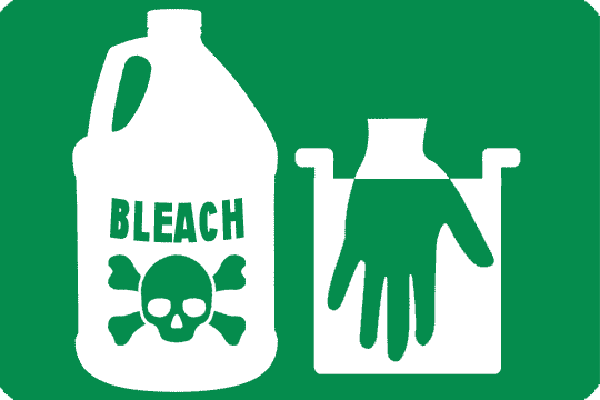 Chlorine Bleach   Dangers of Chlorine Bleach   VitalProductsCo com